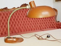 Magyar Ipari Loft fém műhely asztali lámpa