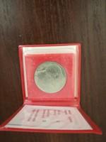Simon Bolivar 100 forint 1983 MNB tokban