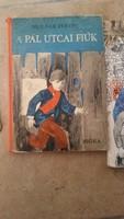 A Pál utcai fiúk  könyv eladó!1968