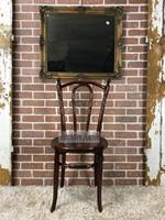 Felújított, restaurált Thonet szék 03.