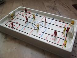 Retro játék csehszlovák Hockey hoki