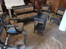 Ónémet ülőgarnitúra felújításra