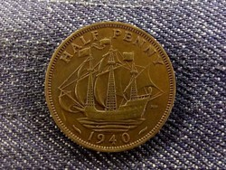 Anglia VI. György 1/2 Penny 1940/id 8767/