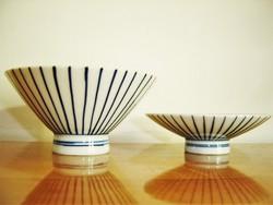 Régi japán porcelán tálkák