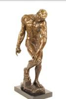 Ádám szobor- Ádám bronz szobor