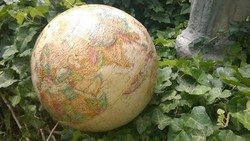 Földgömb állvány nélkül, átm.74 cm