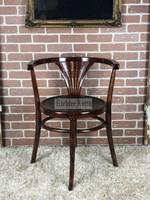 Felújított, restaurált Thonet szék 04.