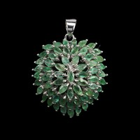 Valodi Nagy Smaragd 925 Ezust Medal