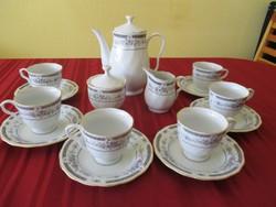Kínai teáskészlet eladó, vitrinállapotú