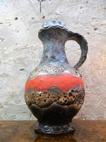 Német retro kerámia váza