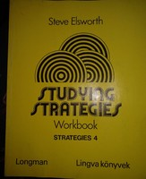 Strategies Workbook 4.. Angol munkafüzet, ajánljon!