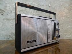 Retro SOKOL rádió