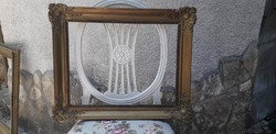 Gyönyörű antik Blondel keret 56 x 46