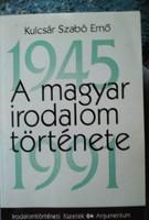 Kulcsár Szabó Ernő: A magyar irodalom története, 1945-1991, ajánljon!