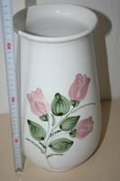 Hatalmas majokila váza szép színekkel