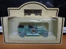 Lledo angol kisautó az 1980-as évekből (Rolls Royce Silver Ghost)
