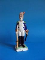   Eladó gyönyörű Lippelsdorfi porcelán katona
