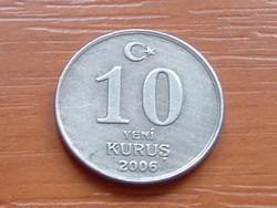 TÖRÖK 10 KURUS 2006  #