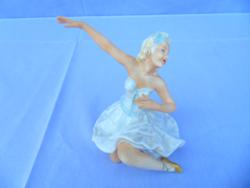 Volkstedt balerina,táncosnő