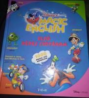 Disney magic english, első képes szótár, ajánljon!