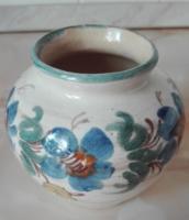 Ulmer Keramik kis váza, 9 cm magas