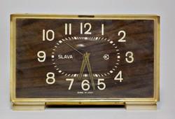 Slava régi orosz asztali óra