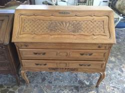 Antik bútor -  büró íróasztal