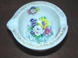 Porcelán patikai mozsár (LIMOGES)