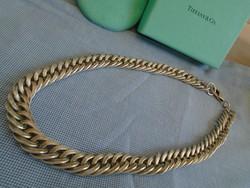 Tiffany & Co  STYLE Silver nyaklánc, 92,1 gramm Long