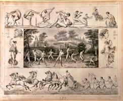 Henry Vinkles: Sportágak