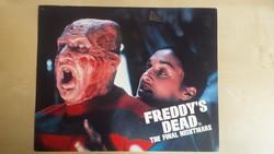 Freddy's Dead. The Final Nightmare. Mozi vitrin fotói, 2 db