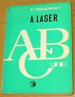 A laser ABC-je -- könyv régi -MPL csomagautomatába is mehet