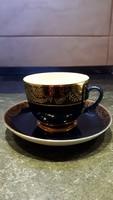 Lomonosov teás csésze és alj