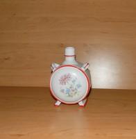 Kispest porcelán kulacs 12,5 cm (28/d)