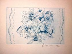   Ábrahám Rafael: Virágok