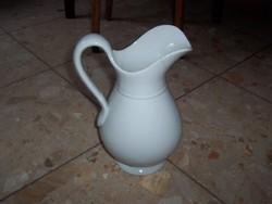 30 cm es fehér kancsó, mosdókancsó eladó