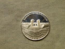 KK449 tükörveret 900 finomságú ezüst medál érem