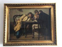 Antik festmény