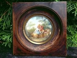 Les deriecheus de artis Watteau