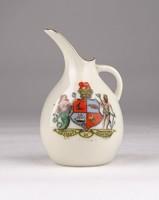 0X651 Angol porcelán dísztárgy LYTHAM 7.5 cm