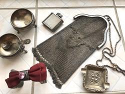 Antik ezüst kollekció