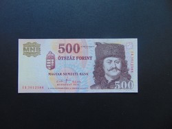 500 forint 2011 EB  UNC !