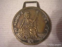 1818 as akasztós dísz medál eladó lánc nélkül /41./
