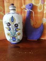 19114C Habán mintás kerámia butella