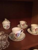 Porcelán teáskészlet eladó