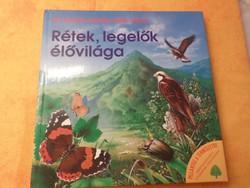 Pillantás a természetre   Dr. Vojnits András - Veres László   Rétek, legelők  élővilága, 1991