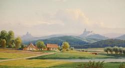 Reissmann Károly Miksa/1856-1917/: Három hasonló vár /Thüringia/