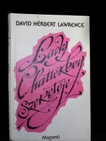 David H. Lawrence, Lady Chatterley szeretője