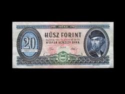 20 FORINT - REMEK TARTÁSBAN - 1969