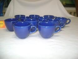 Kerámia kávés csésze - tíz darab